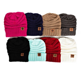 17dba2bd43d Non Personalized Adult Beanies