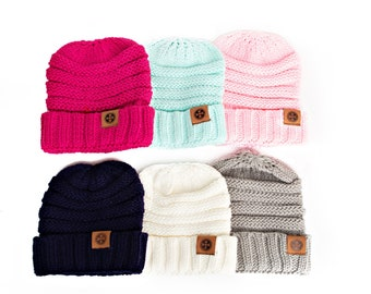 Non Personalized Kids Beanie Hats  0a0aa2e7946