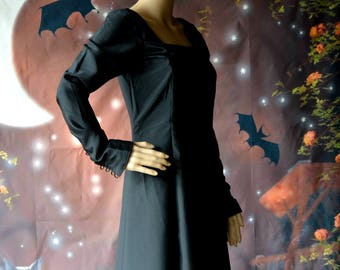dress, black tunic, Halloween,  costume, cosplay