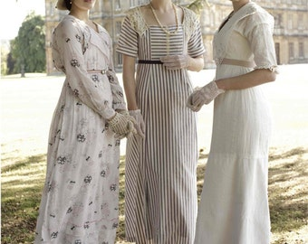 Inspired costume from Downton Abbey costumes, theatre, movie, Lady Mary