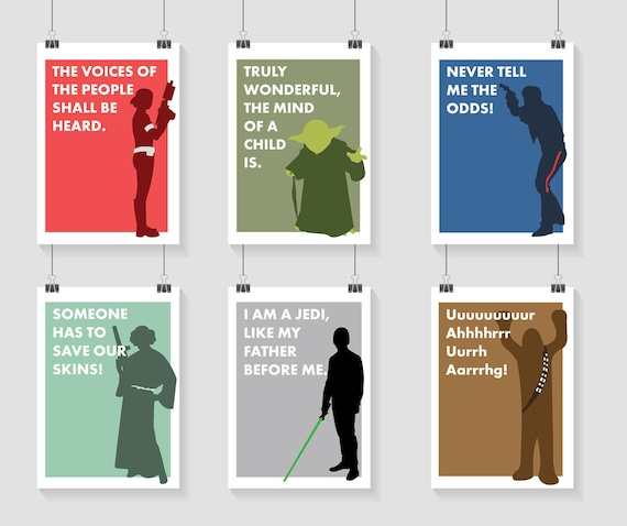 Star Wars Inspirational Quotes - Ultimate Pack