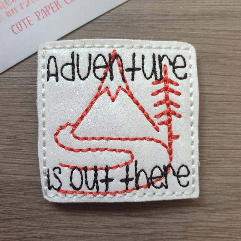 Adventure Is Out There Paper Planner Journal Diary Clip image 0