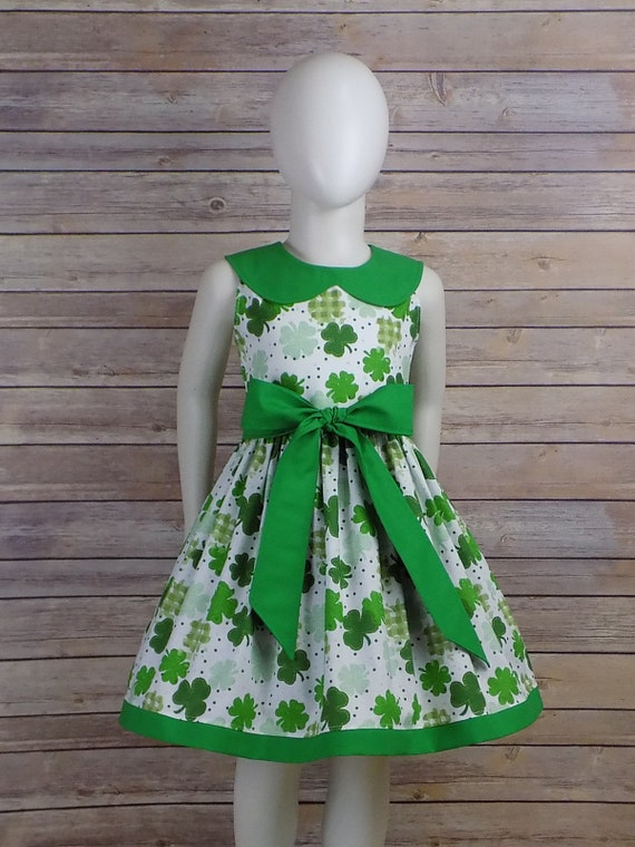 Girl St Patricks Day Baby Girl/'s St Patricks Day St Patricks Day Shirt Holiday Tutu Outfit Cutest Clover In The Patch