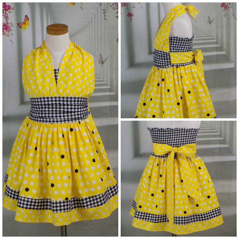 673daeab29241 Girl 50s Dress 50s Outfit Costume Sister Set Retro