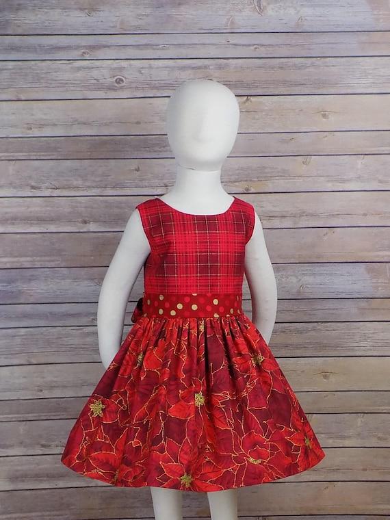 image 0 - Plaid Christmas Dress