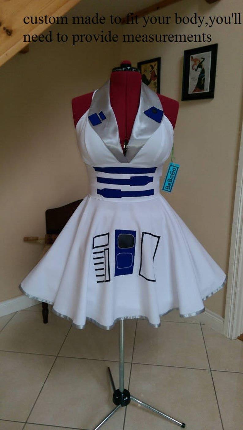 Cosplay dress ,comic con dress Fandom Dress