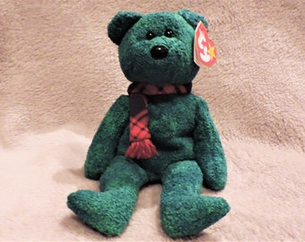 70c76d1a8e5 Wallace The Scottish Ty Beanie Baby with errors