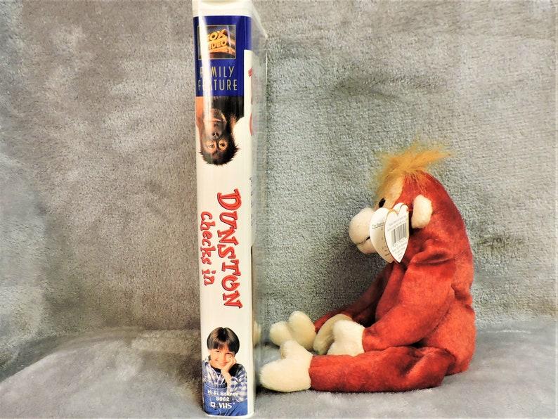 tm Dunston Checks In VHS Sschweetheart beanie baby ty