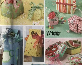 Bows /& Stationery SIMPLICITY 4800 OOP Gift Bags Boxes