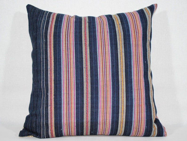 a06111c7c6 16x16 Authentic Hmong Handwoven Fabric Pillow