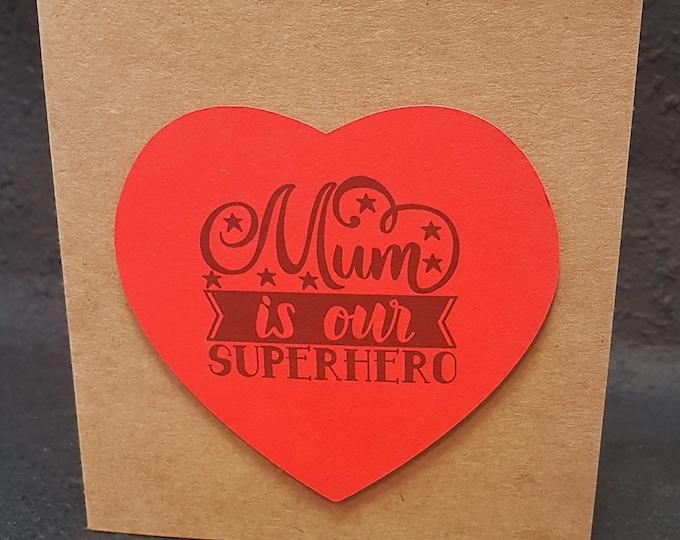 Featured listing image: Mum Birthday Card,Birthday Card Mum, Card for Mum,Birthday Card,Mum Card,Happy Birthday, Mother's Day Card,Mothers Day Card,Mum,