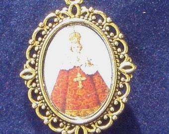 Child of Prague Religious Medal