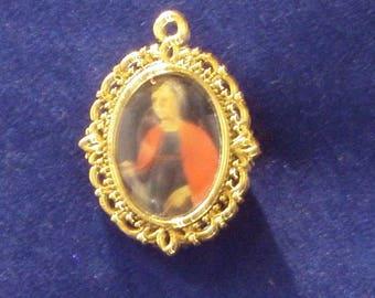 Saint Agatha Religious Medal