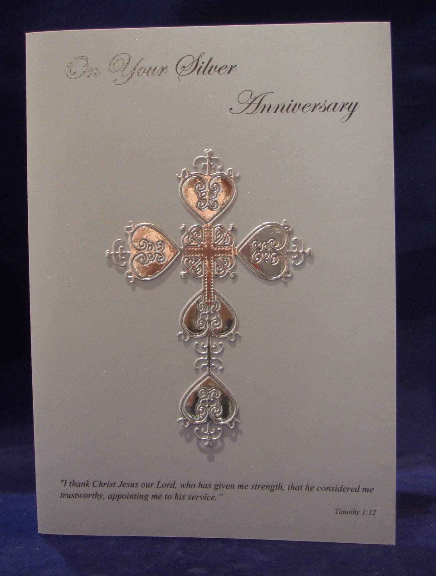 Religious Anniversary Card Ordination Card Card For Nun Etsy