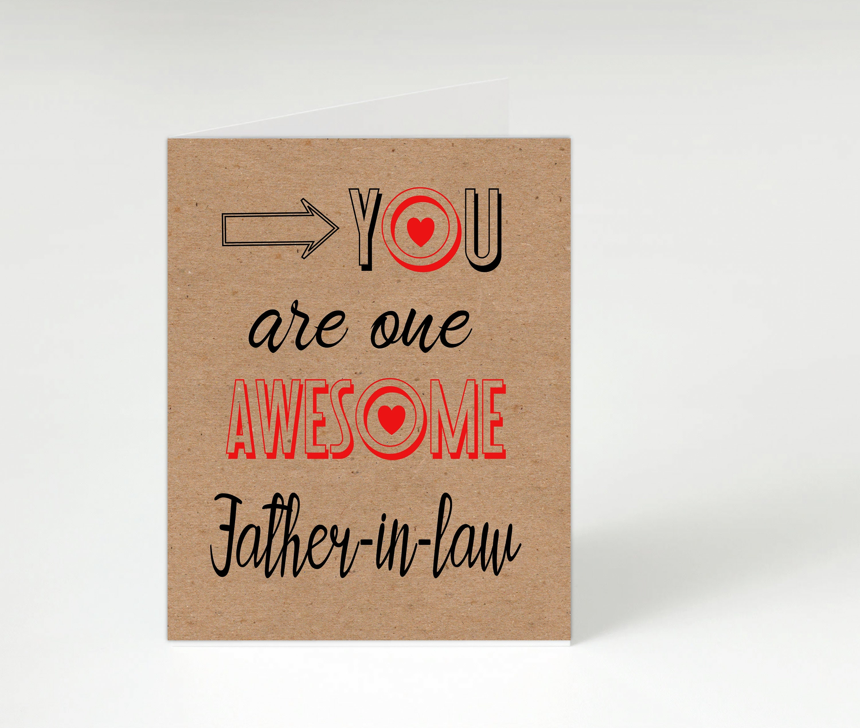 Father In Law BirthdayFather CardFather LawCard For LawFather Birthday CardPersonalised
