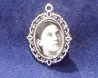 Saint Gemma Galgani Religious Medal