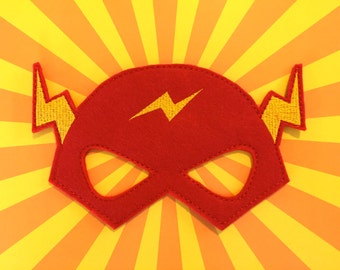 The Flash Felt Mask