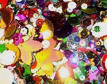 Sequins Spangles Embellishment New Bulk Wholesale Lot