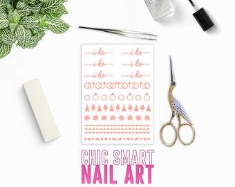 Chic Smart Nail Art