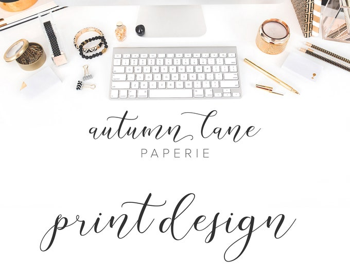 Graphic Design - Print Design - Business Branding - Branding Package