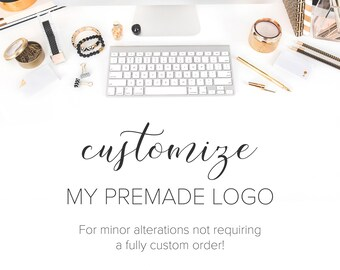 Graphic Design - Premade Logo - Business Branding - Semi-Custom Logo