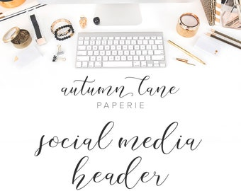 Graphic Design - Social Media Header - Facebook Header, Facebook Cover - Twitter Header - Youtube - Business Branding - Branding Package