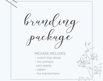Custom Branding • Business Branding • Branding Package • Branding Kit • Logo Design • Etsy Shop Branding • Business Card Design • Brand Kit