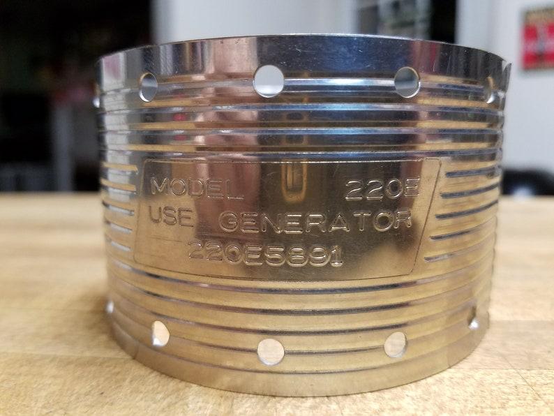 Coleman Transitional 220E lantern collar/base rest (HARD TO FIND)