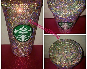 Bling Starbucks Cup!!