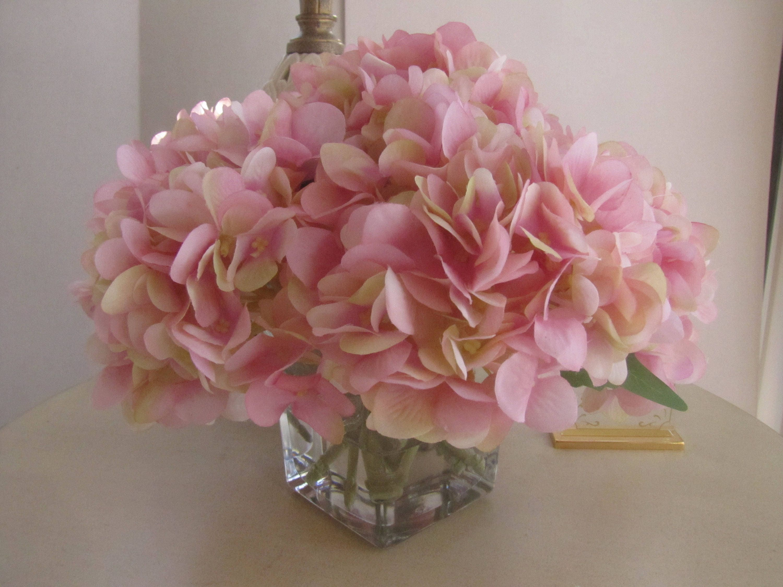 Beautiful High Quality Silk Flower Arrangement Etsy