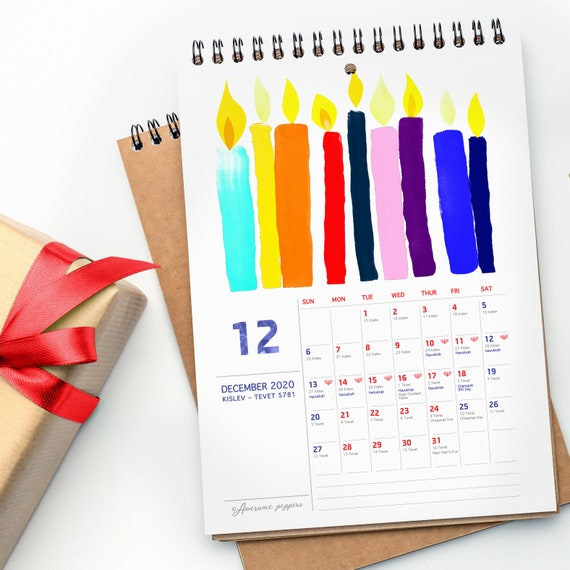 Calendrier Hebraique 2020.Calendrier Juif 2019 2020