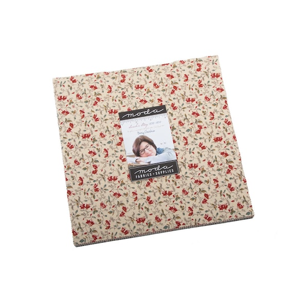 Patchwork Quilting 10 Inch Sq... Moda Fabric Northport Silky Wovens Layer Cake