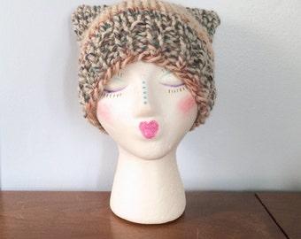 1ce49d6c8af70 Rainbow Cat Hat