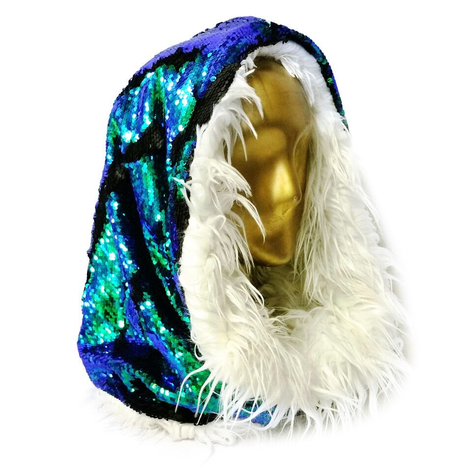 Harry Potter Hoodie Wizard Cloak Bearded Dragon Hood Burning