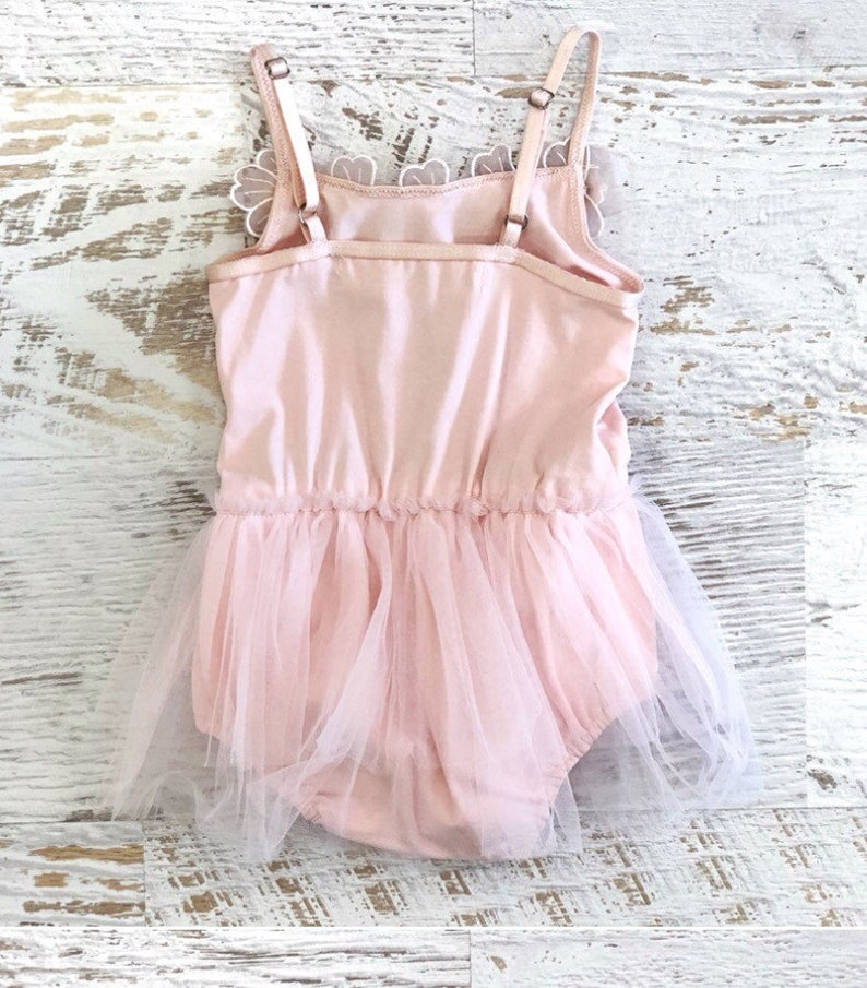 Newborn ballet romper Baby gift Bella Ballerina Romper Luxury baby