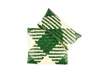 Purse pouch penja (small size). multicolored