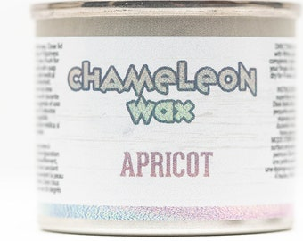 Dixie Belle APRICOT CHAMELEON Wax, Dixie Belle Wax, Decor Wax, Dixie Belle Wax Spray,