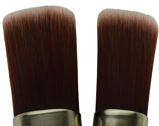 Oval Brush, Coveted Dixie Belle Brush , Wax brush , Paint Brush, Synthetic Brush, Premium Brush, Paint Gift, Craft supply  FREE SHIPPING