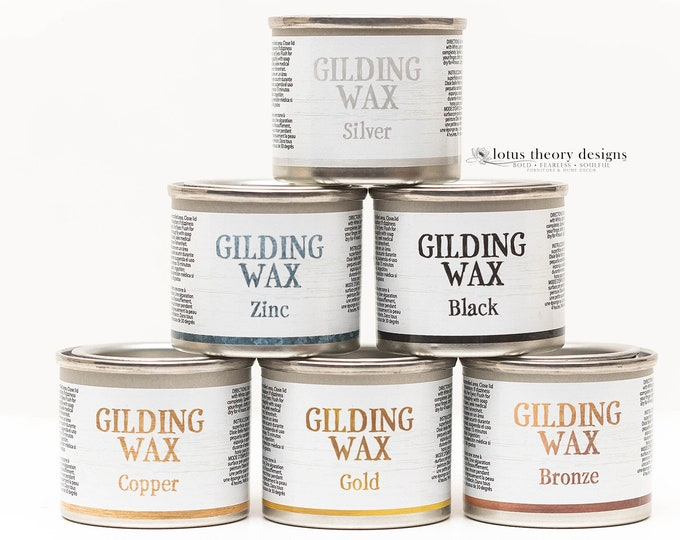 GILDING WAX SET: Get all 6 Dixie Belle with free priority shipping,  New Formula Wax, Dixie Belle Wax, Decor Wax, Dixie Belle Wax