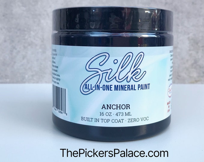 Anchor SILK All in One Mineral Paint from Dixie Belle