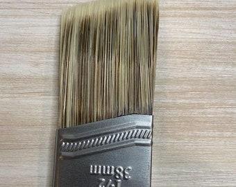 Premium Micro Angled Paint Brush, 1.5 inch , Premium Brush, Paint Gift, Craft supply  FREE SHIPPING