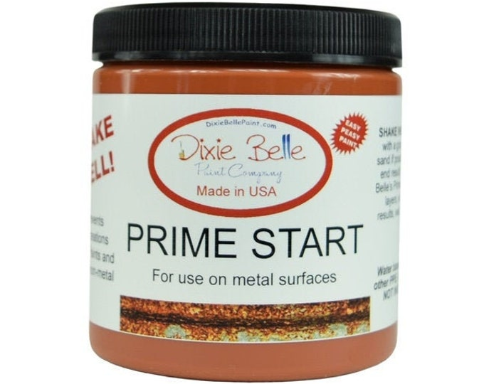 Dixie Belle Prime Start for Patina Paint on Metal