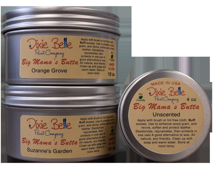 Dixie Belle Big Mama's Butta Wax , Bees Wax