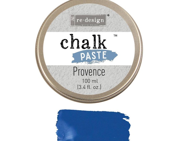Chalk Paste for stencils PROVENANCE BLUE  from Prima Redesign, free shipping