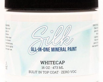 SILK All in One Mineral Paint from Dixie Belle, Silk Paint, Dixie Belle Paint