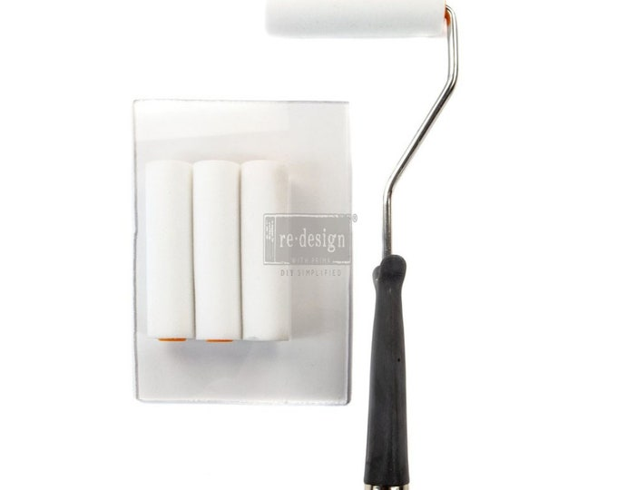 Redesign Paint Roller kit for small projects FREE SHIPPING