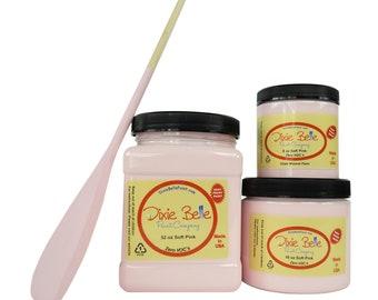 Dixie Belle Soft Pink , Furniture Paint, Cabinet Paint, Chalk Paint