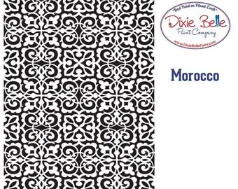 NEW! Dixie Belle Stencils, Morocco Furniture Stencils, Mylar Stencils,  Wall stencil, stencils, FREE SHPPING