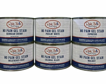 Dixie Belle No Pain Gel Stain, Chalk Paint, Dixie Belle, Wood Stains, Gel, Furniture stain, cabinet stain, restore a finish, stains for wood