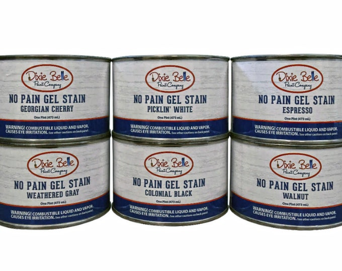 Dixie Belle No Paint Gel Stain